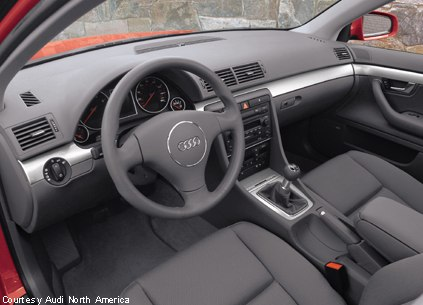 Preview 2002 Audi A4