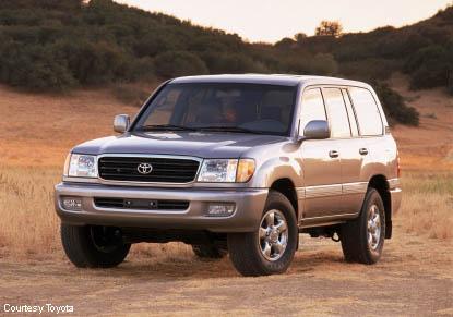 Open Road Acura >> 2002 Toyota Land Cruiser