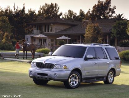 Test Oropen X on 2002 Lincoln Navigator
