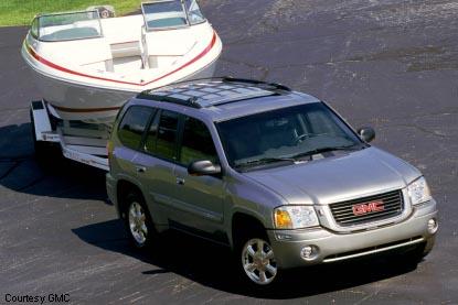 GMC Envoy SLT 4WD
