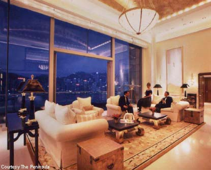 Bellagio 2 Bedroom Penthouse Suite Exterior Remodelling the world's most expensive hotel rooms