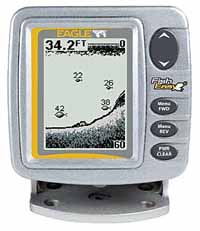 finding the fisheasy 2, Fish Finder
