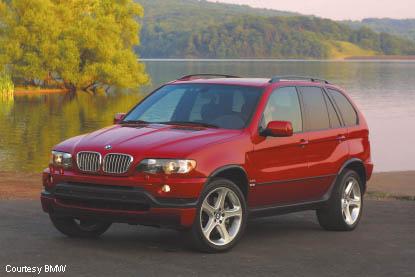 BMW X5 4.6is