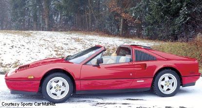 An '80s Ferrari Icon