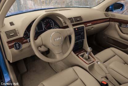 Audi A - 2002 audi a4