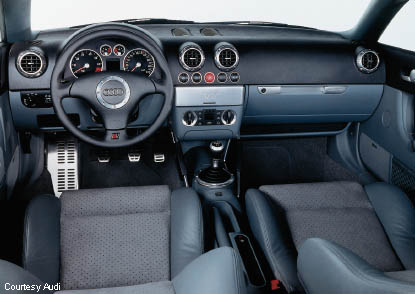 Audi TT ALMS Edition - 2002 audi tt
