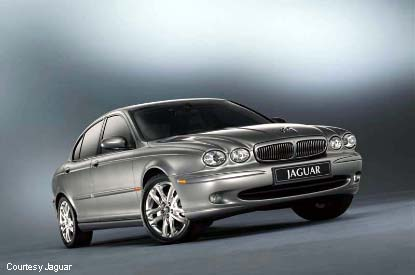 2003 Jaguar X Type, 2.5 Liter