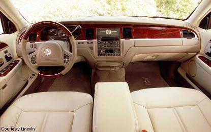 2003 Lexus Ls430 >> 2003 Lincoln Town Car Cartier L