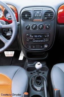2003 Chrysler Pt Turbo Gt