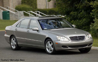 Mercedes benz s500 for Mercedes benz s500 2003