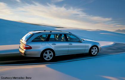 2004 Mercedes Benz E500