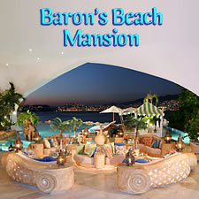 the late baron enrico ricky di portanova enrico ricky di portanova dreamed bigas anyone who has visited his acapulco winter home can attest