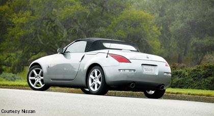 2004 Nissan 350Z Roadster Touring Edition