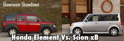 Honda Element And Scion XB Will Not Be Released Anytime Soon >> Honda Element Vs Scion Xb