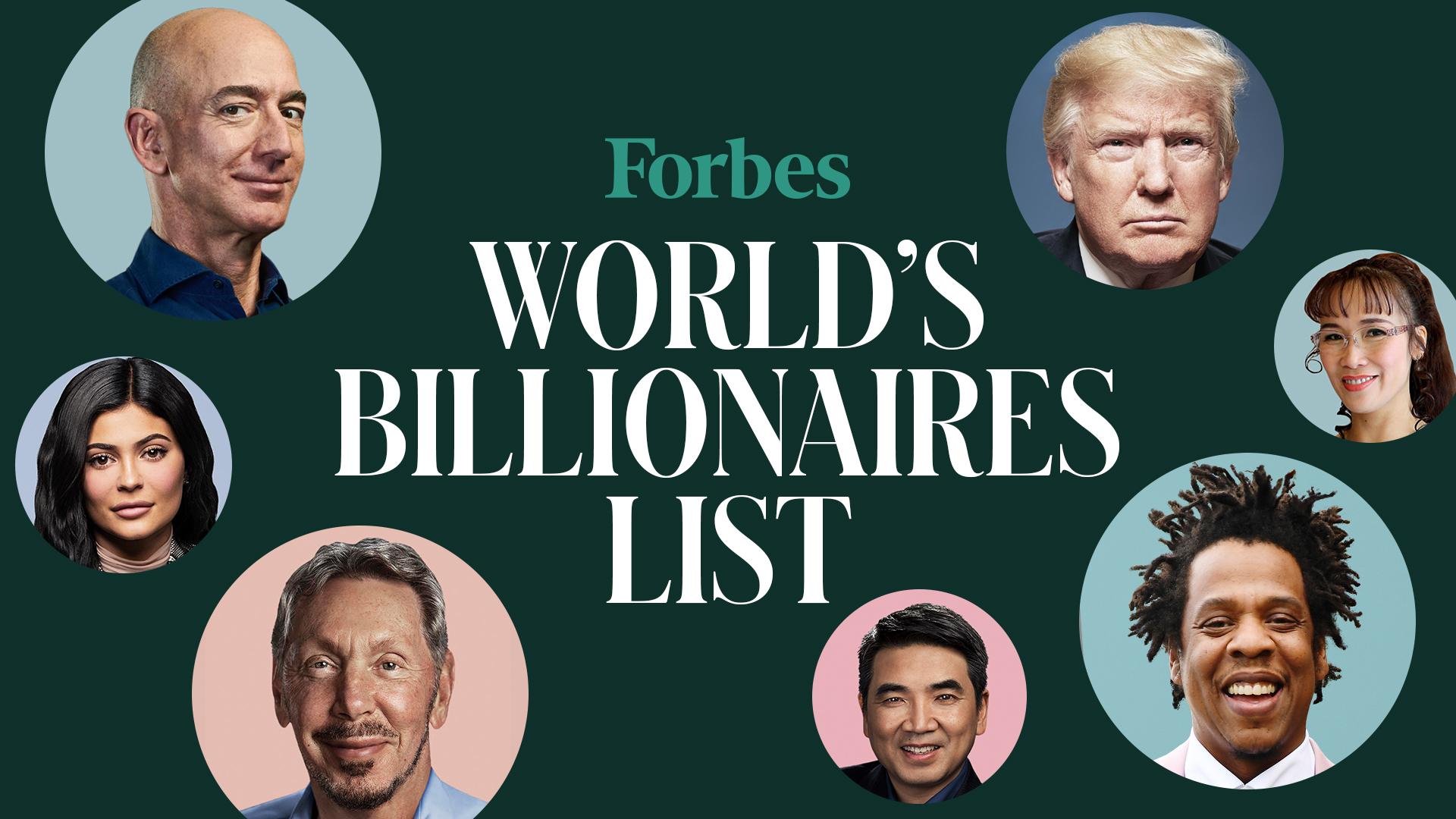 Forbes Billionaires 2020