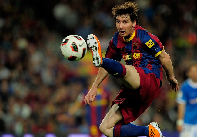 Soccer Players Messi The Business Of Soccer