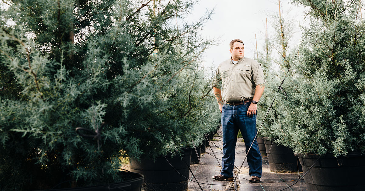 TreeTown USA's Jonathan Saperstein is shaking up a traditional business with technology. (Photo by... [+] Justin Clemons For Forbes.)