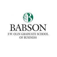 Babson College F W Olin Graduate School Of Business