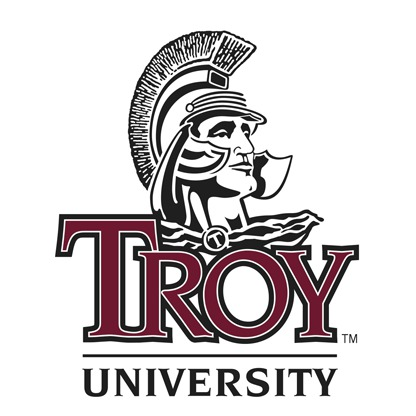 Image result for troy university logo