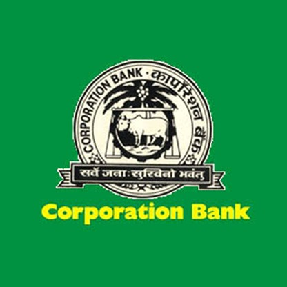 Corporation Bank on the Forbes Global 2000 List