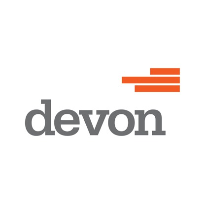 Devon Energy On The Forbes Global 2000 List