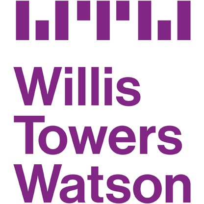 Billedresultat for willis tower watson logo