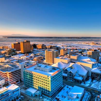 Natural Resources Of Anchorage Alaska