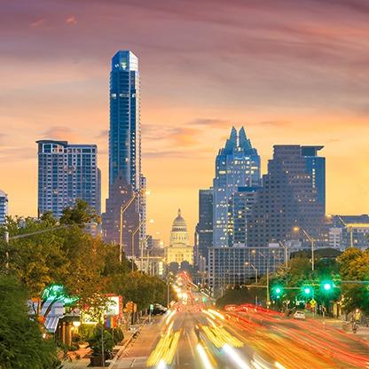 Attractive Austin, TX