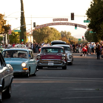Food Places In Downtown Modesto