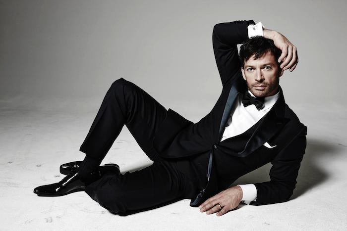 the stylish profile of harry connick jr