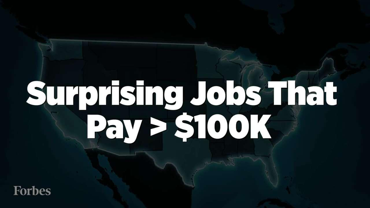 americas most surprising six figure jobs - Top 10 Most Stressful Jobs In America