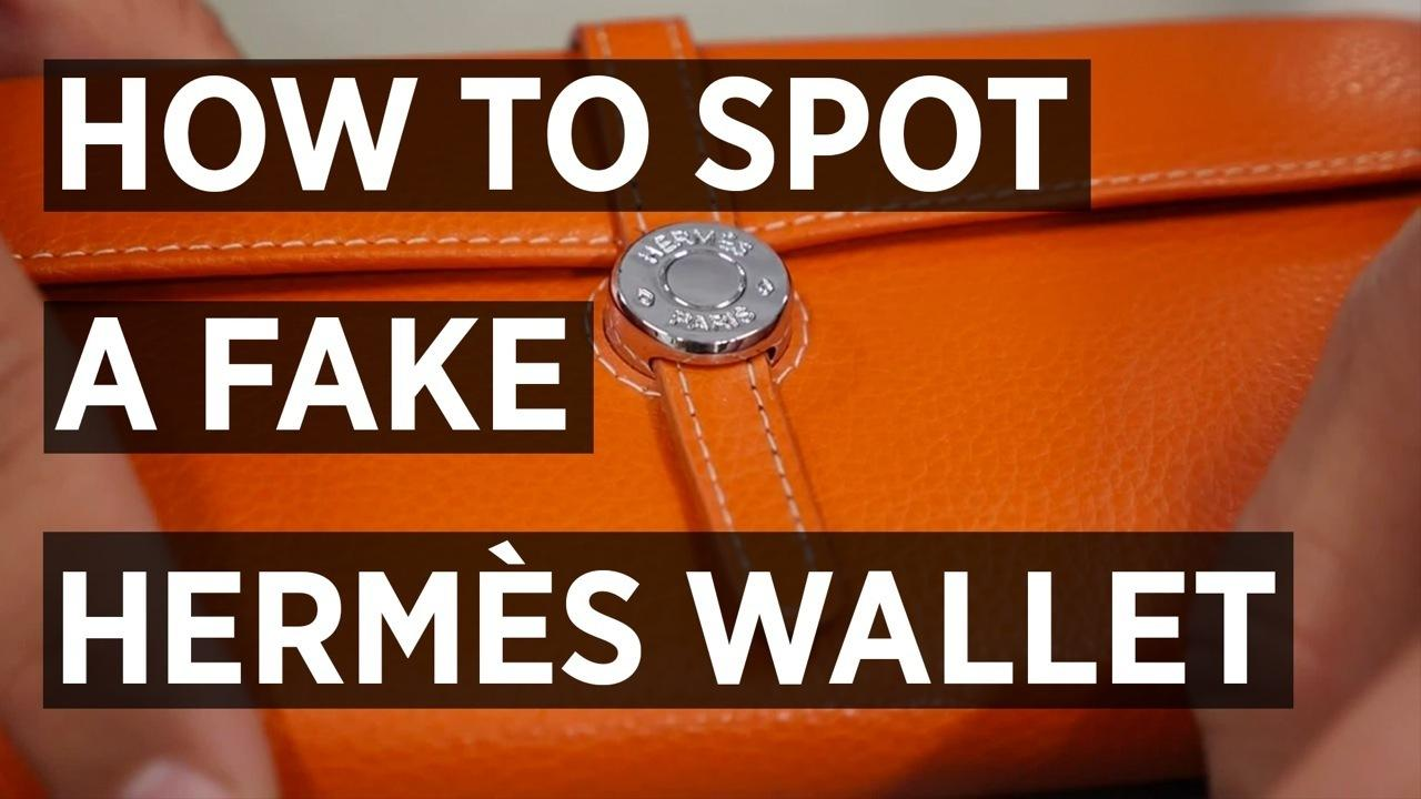 How To Tell If Hermes Wallet Is Real