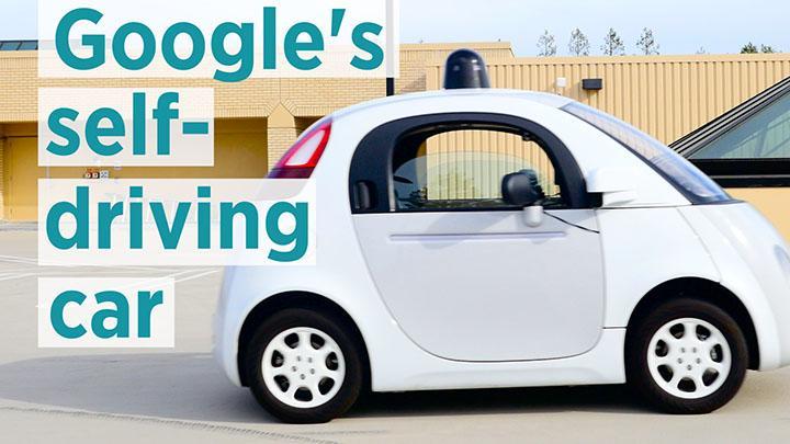 Google S Car That Drives Itself