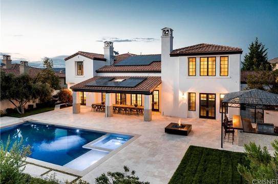 kylie home for sale - Million Dollar Home