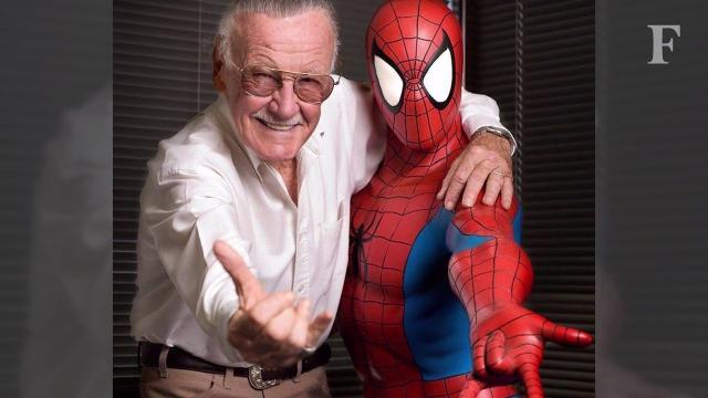 Stan Lee Introduces Augmented Reality For His Kids Universe