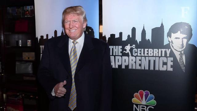 Here's How Much Donald Trump Will Earn From Producing 'Celebrity Apprentice'