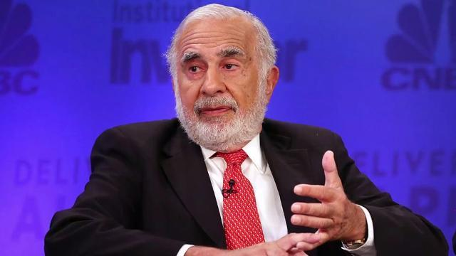 Billionaire Carl Icahn To Be Trump's Adviser On Regulatory Overhaul
