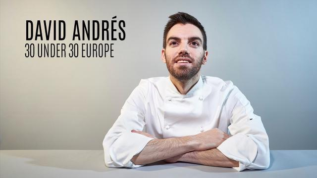 Meet One Of Spain's Best Young Chefs