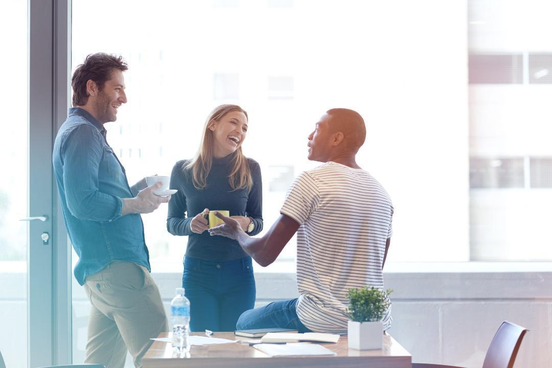 5 Ways To Be A More Likable Employee