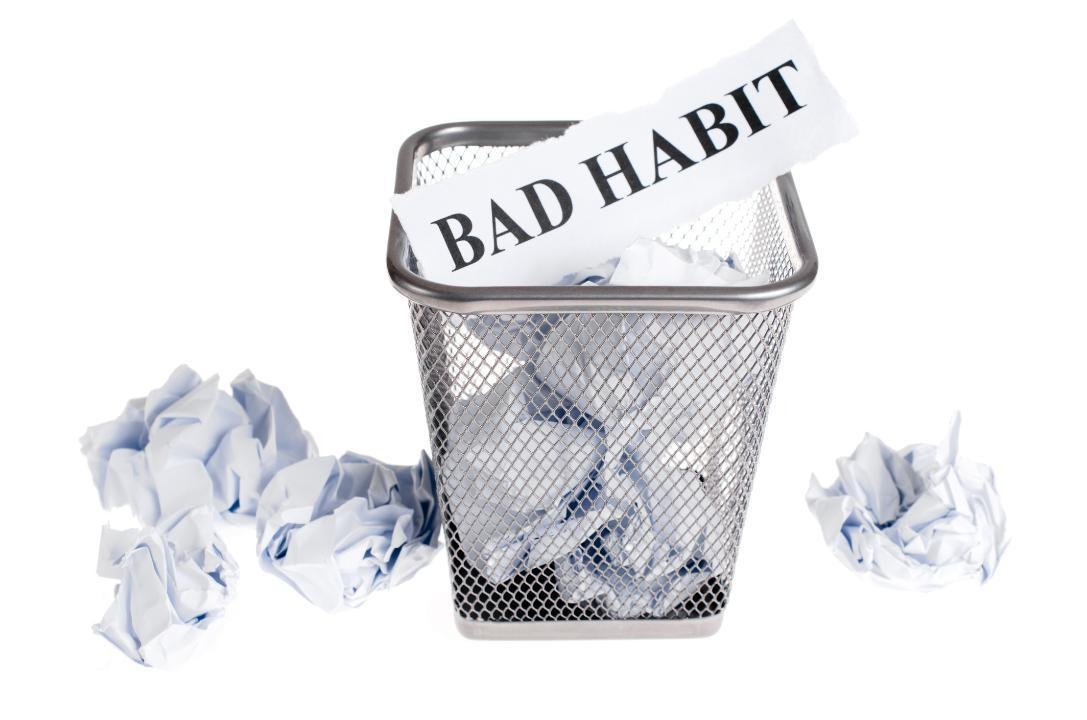 Eight Bad Habits You Must Break To Be More Productive