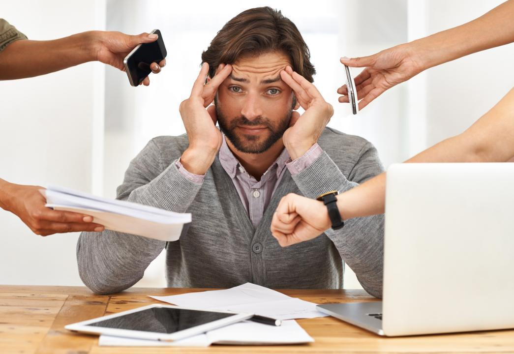 Want To Be More Productive? Stop Multi-Tasking