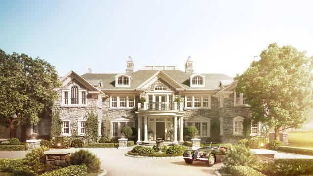 The New Millionaires' Row In Tarrytown, NY