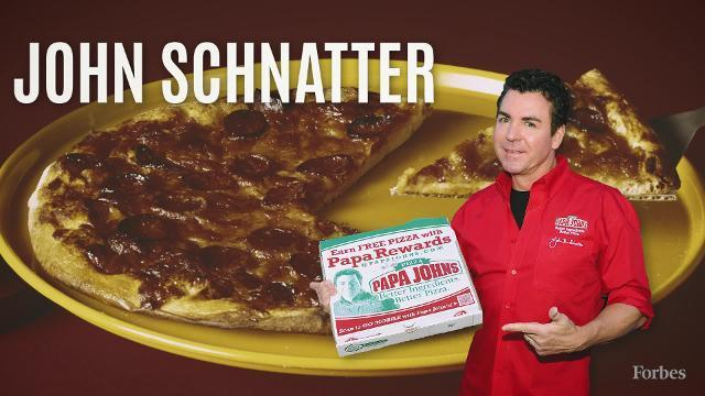 New Billionaire: John Schnatter, CEO Of Papa John's
