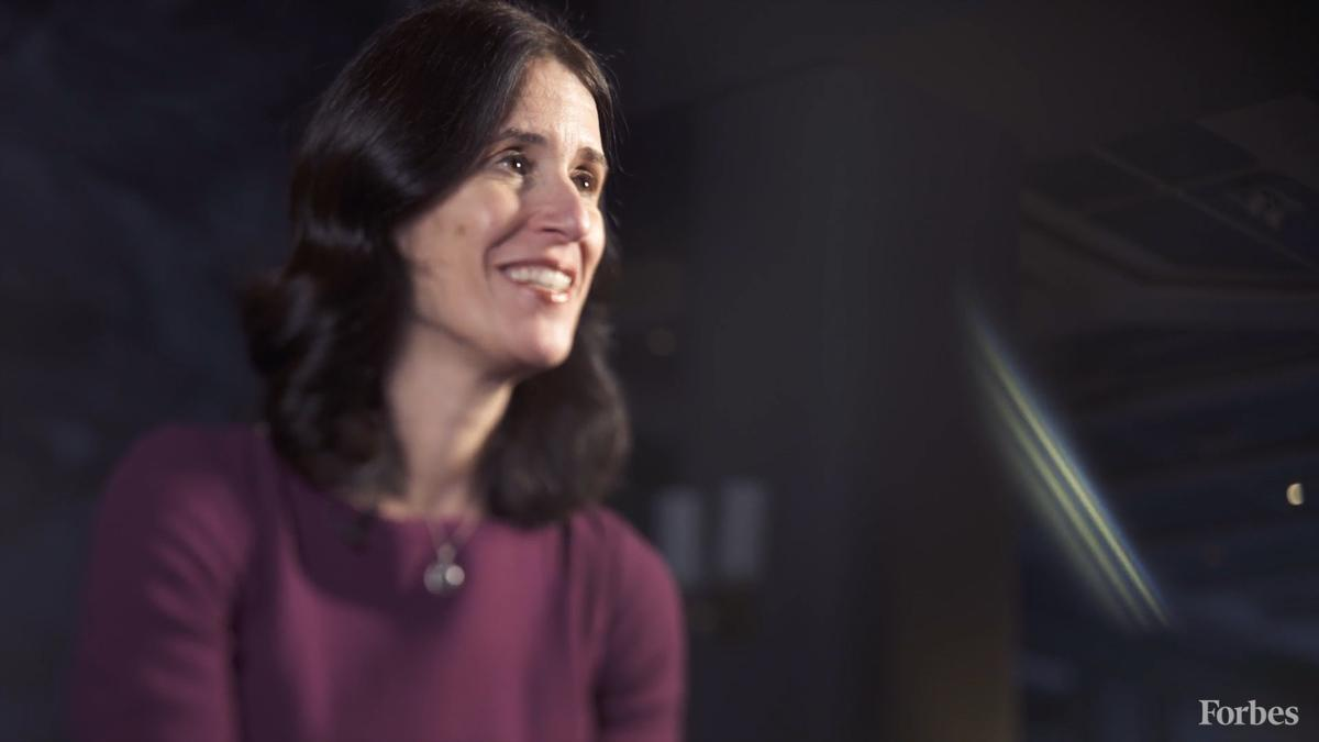 IBM's Michelle Peluso: On Data As 'Source Of Truth,' An AI-Driven Future And Moving To Agile