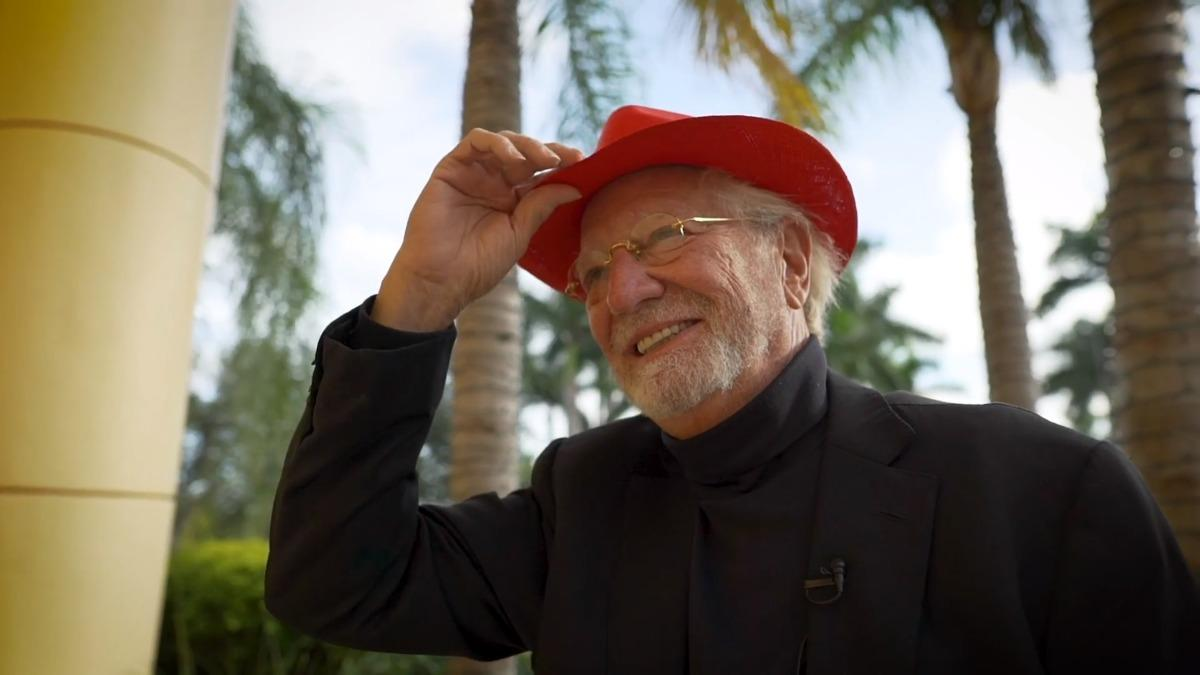 How Dr. Herbert Wertheim Got His Red Hat